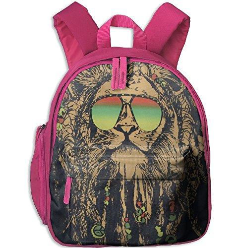 Spirit Holloween Costumes (Lion Bookbag School Backpack Lightweight Durable Insulated Shoulder Bag Kids Student Bag For Pre School Children/Toddler)