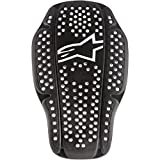 Alpinestars Nucleon KR-2I Men's Back Protector Street Motorcycle Riding Body Armor, Black, Large