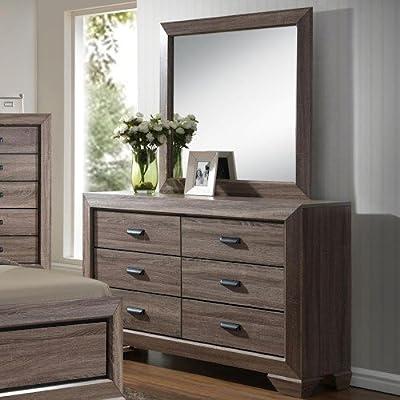 Farrow Queen Bedroom Set by Crown Mark