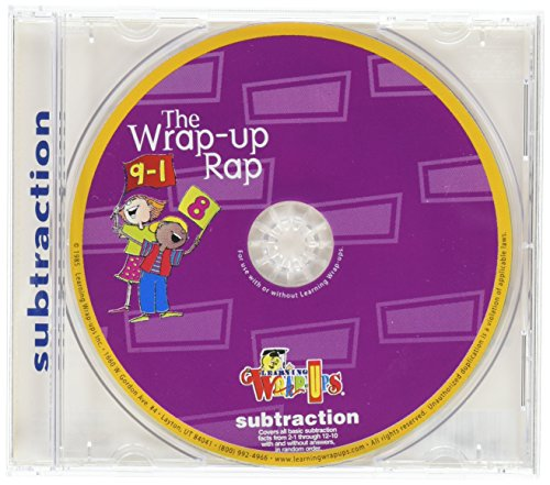 Kit Learning Wrap (Learning Wrap Ups Subtraction)