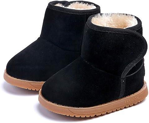 Zapatos de bebé, Invierno niño cálido Estilo Botas de Nieve de algodón Zapato 12-36 Meses: Amazon.es: Zapatos y ...