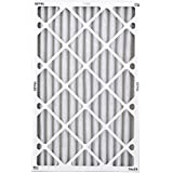 BestAir BA2-1625-8 Furnace Filter, 16 x 25 x 2, MERV 8, 6 pack