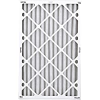 BestAir BA2-1625-8 Furnace Filter, 16 x 25 x 2, MERV 8, 6 pack