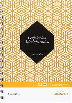 Legislación Administrativa por Departamento De Redacción Aranzadi epub