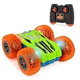 #10: Kidzlane Remote Control Car -Mini Double-Sided Stunt Car - Cool Antics & Tricks