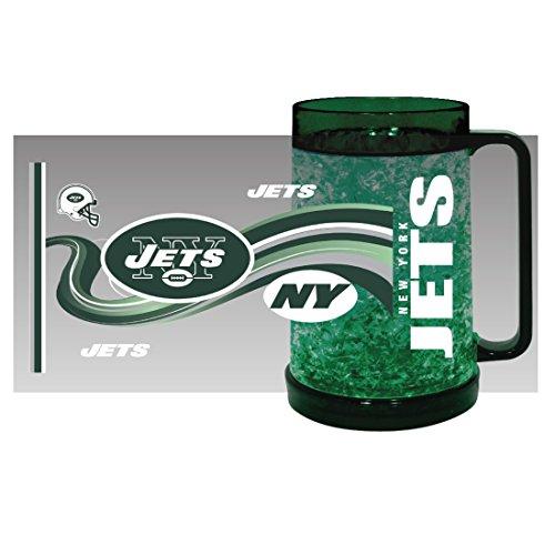 ny jets freezer mugs - 7