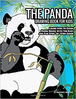 the panda drawing book for kids learn how to draw panda bears with