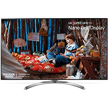 LG 55SJ8500 55 4K Ultra HD Smart LED TV (2017 Model)