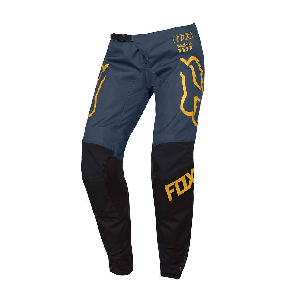 2019 Fox Racing Womens 180 Mata Pants-Black/Navy-10