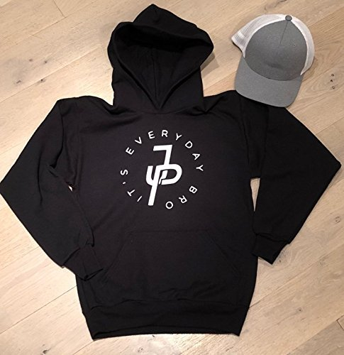 It's Everyday Bro JP Unisex Adult Hoodie by The Craft Maids