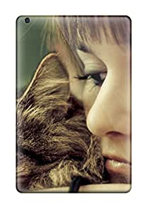 Nick Watson's Shop Defender Case For Ipad Mini 2, Cat And Girl Women Pretty People Women Pattern 9135291J38122425