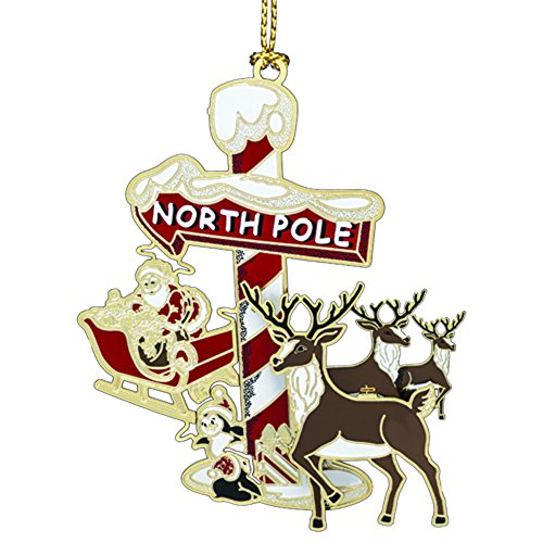 (Beacon Design by ChemArt North Pole Ornament)