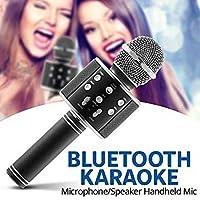 melysUS Wireless Bluetooth Microphone Audio Mobile Phone Karaoke Microphone Microphones