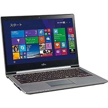 2cc00477ff 【Microsoft Office】 富士通 fujitsu FMV LIFEBOOK U745/M アウトレット ノート パソコン Core i5