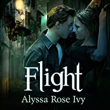 Flight: Crescent Chronicles, Book 1 Audiobook by Alyssa Rose Ivy Narrated by Amy Rubinate