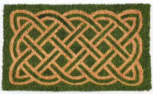 - Phutto Goodluck Door MATS Celtic Knot Doormat 18