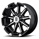 xd series badlands black - KMC XD Series XD779 Badlands Black 20x9 5x139.7 -12et 108
