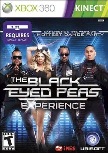The Black Eyed Peas Experience - Xbox 360 - Black Eyed Peas Love Video