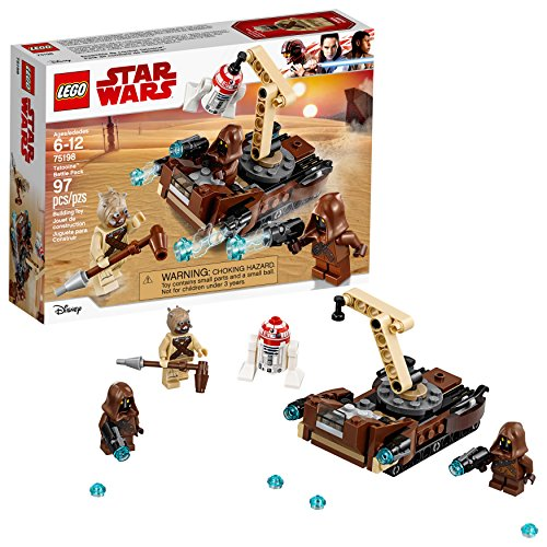 LEGO Star Wars Episode: A New Hope Tatooine Battle Pack 75198 Building Kit (97 Piece) -