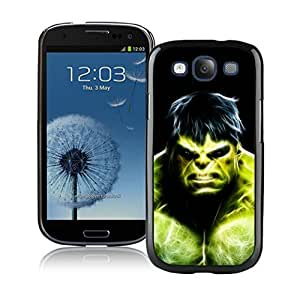 Hulk Case For Samsung Galaxy S3 i9300 Black