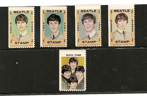 1964~BEATLES~ HALLMARK