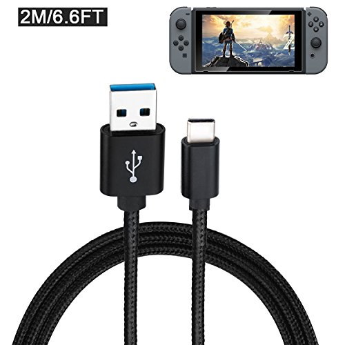 Nintendo APPHOME Braided Charger Devices product image