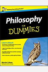 Philosophy For Dummies, UK Edition Kindle Edition
