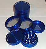 smart crusher herb grinder - SMART CRUSHER PREMIUM Quality LARGE Five Piece 5PCS 2.5