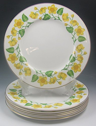 Lot of 7 Wedgwood KINGCUP Dinner Plates GOOD