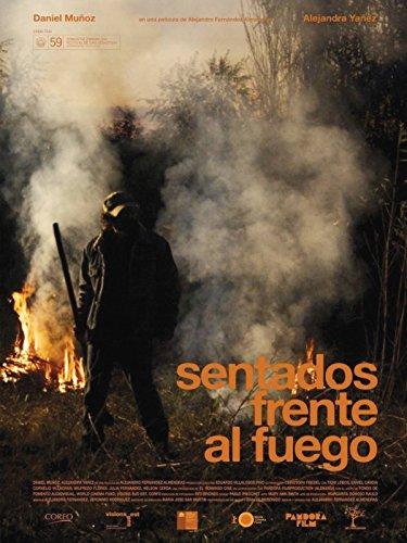 Sentados Frente Al Fuego - Prueba De Fuego A Pelicula