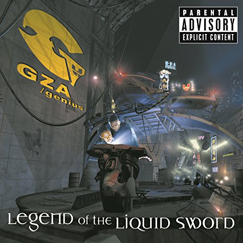 Legend Of The Liquid Sword (Ex...