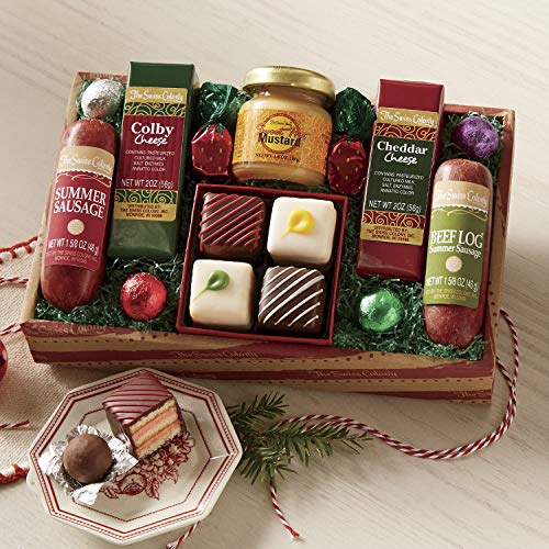 - Holiday Treasure Food Gift from The Swiss Colony