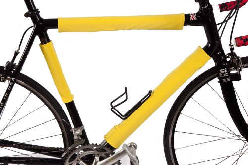 BikeWrappers Reflectors – Yellow