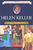 Front cover for the book Helen Keller: From Tragedy to Triumph by Katharine Wilkie