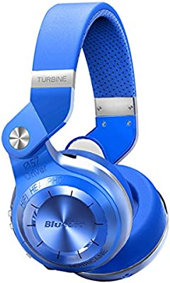 Amazon.com: Bluedio T2 Plus turbina Wireless Bluetooth ...