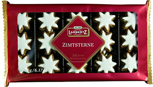 Henry Lambertz - Zimtsterne / Cinnamon Stars