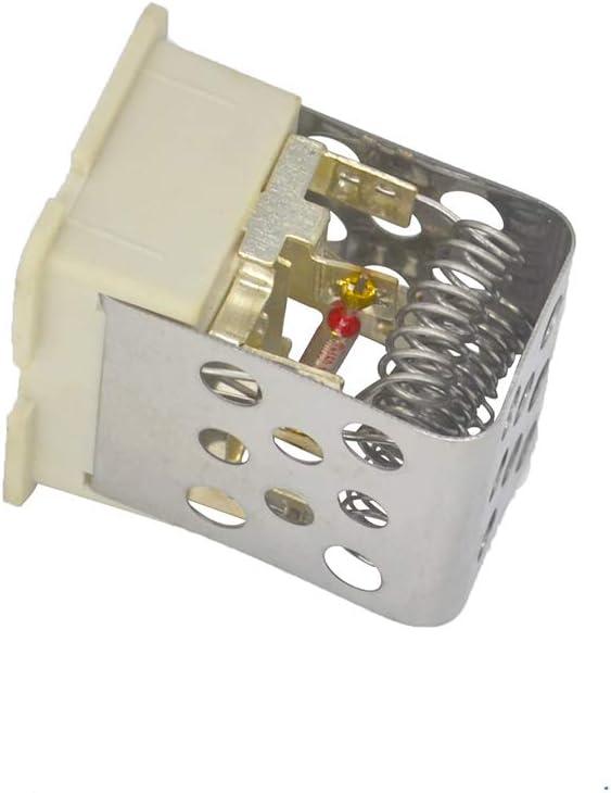ZEALfix R/ésistance de moteur de ventilateur de chauffage 90560362 6845782 pour Astra G H