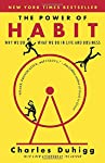OVER 60 WEEKS ON THE NEW YORK TIMES BESTSELLER LISTWith a new Afterword by the author In The Power of Habit, Pulitzer Prize–winning business reporter Charles Duhigg takes us to the thrilling edge of scientific discoveries that explain why habits e...