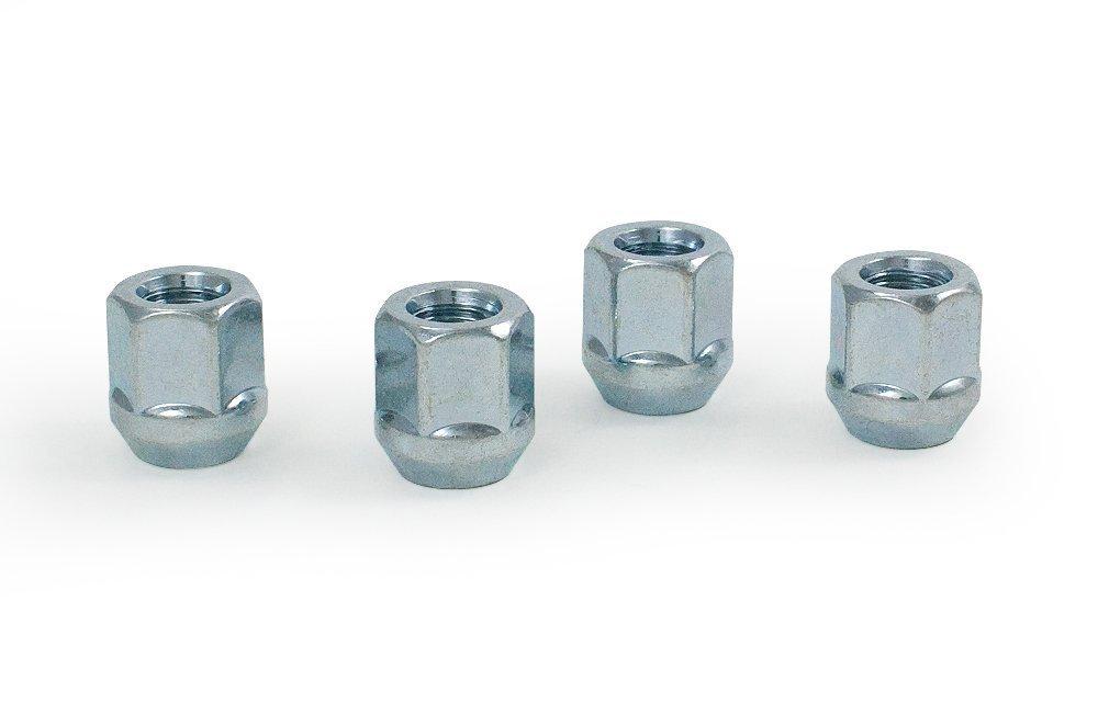 12mm x 1.75 Thread Size Gorilla Automotive 40067 Acorn Bulge Open End Lug Nuts