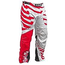 Tour Hockey HPA64RD-M Adult Code Activ Hockey Pants, Medium