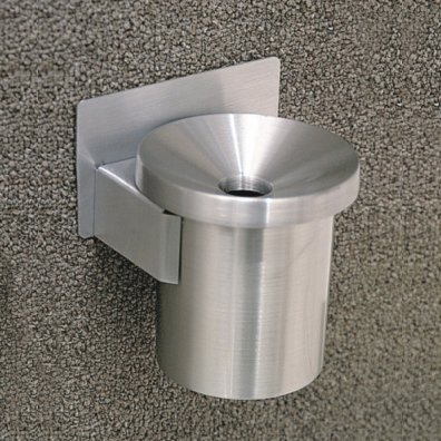 Satin Aluminum Funnel - 2