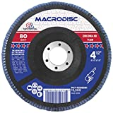 Continental Abrasives F-4530809H 4 1/2-Inch by 7/8-Inch High Density/Jumbo Type 29 Flap Discs