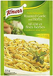 Knorr Pasta Seasoning for Easy Rich Flavour in Pasta Sauces Garlic & Herb 22 g 24-C