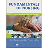 Fundamentals of Nursing Plus Taylor's Video Guide to Clinical Nursing Skills Student Version, Taylor, Carol and Lillis, Carol, 0781768632