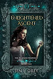 Enlightened Ascent (The Pearson Prophecy Book 2)