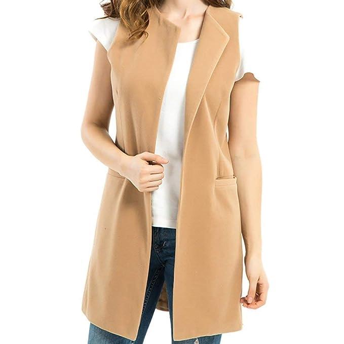 cappotto smanicato donna lungo
