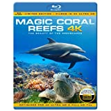 MAGIC CORAL REEFS 4K - The Beauty Of The Reefscapes( Limited Edition - Filmed in 4K ULTRA HD) [Blu-ray]