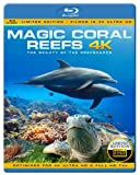 MAGIC CORAL REEFS 4K - The Beauty Of The Reefscapes ( Limited Edition - Filmed in 4K ULTRA HD)[Blu-ray]