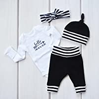 Monochrome Coming Home Outfit