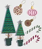 Jolee's Boutique Dimensional Stickers, Christmas Decorations